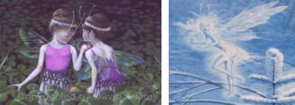 Fairy paintings